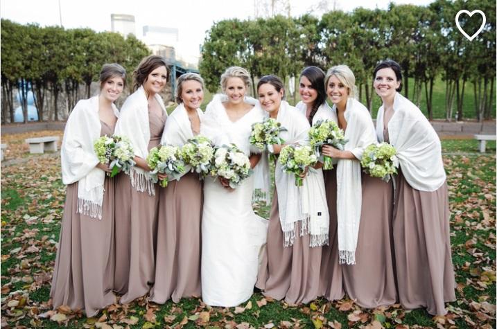Beaux mariages d cembre 2015 - Decoration mariage hiver ...