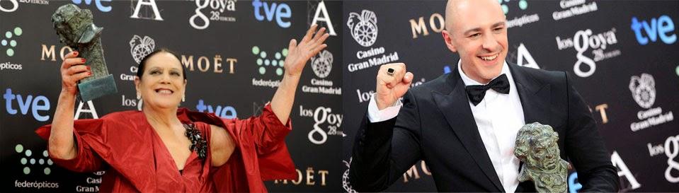 Las brujas de Zugarramurdi, La gran familia española, películas, premios Goya