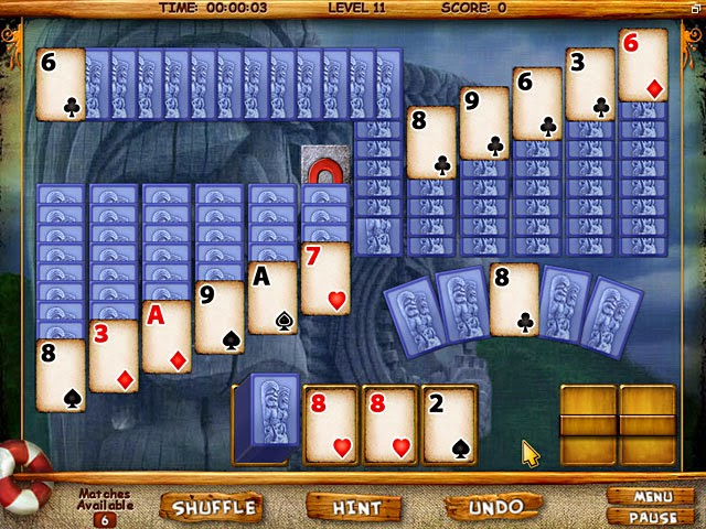 Game Solitaire Mystery