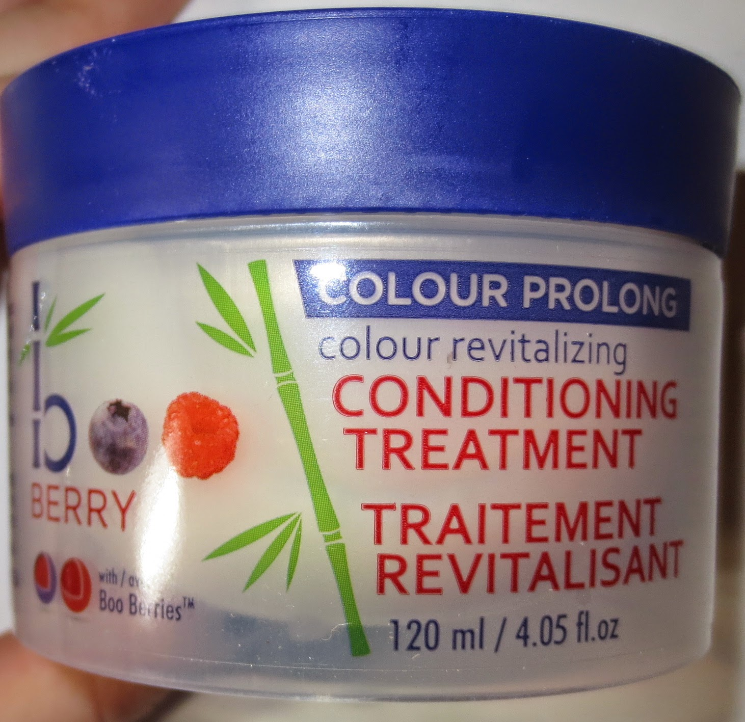 Boo Berry Colour Revitalizing Conditioning Treatment