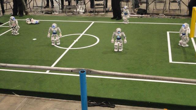 Robocup 2012