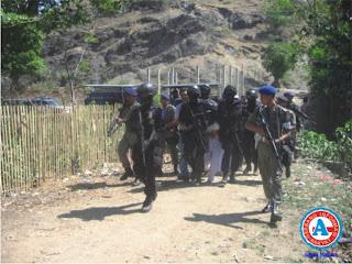 Aksi Demo PPS Berujung Bentrok dengan Kepolisian