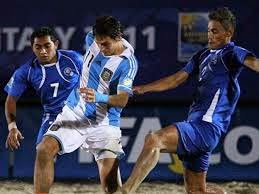 El Salvador vs Argentina, partido amistoso