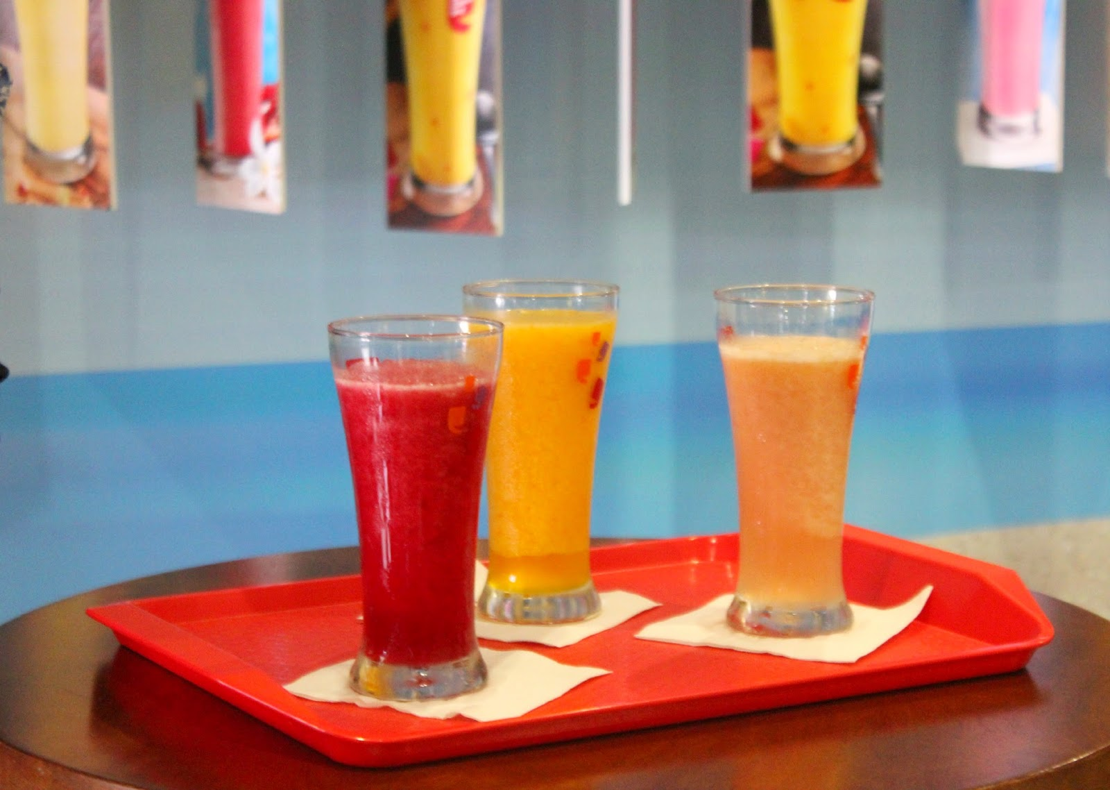 Cafe Coffee Day Summer Slam - Smoothies & Slushes