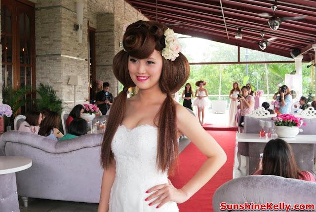 Ma Cherie, latest Hair Care, Hair Styling, hair Treatment, shiseido japan, kawaii hair style
