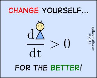 Thay đổi bản thân - Change Yourself
