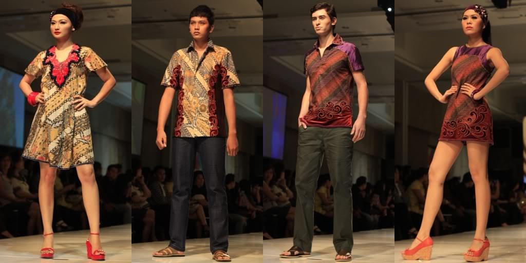 30 Model Baju Batik Artis Terbaru Untuk Kerja Dan Ke Kantor