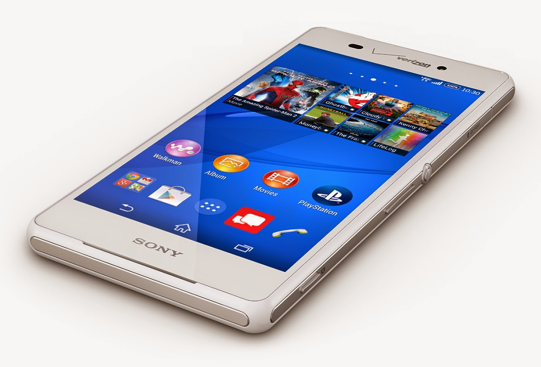 Sony Xperia Terbaru Z3v Yang Handal