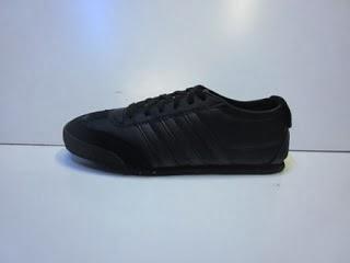 Sepatu Adidas Ronero hitam grosir,supplier Sepatu Adidas Ronero