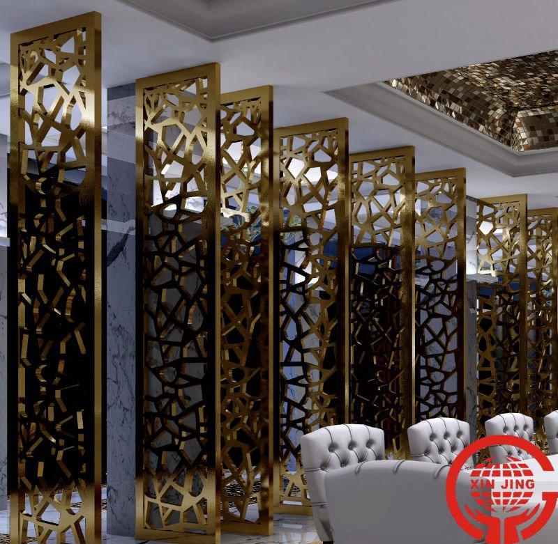 Decorative Iron Panels