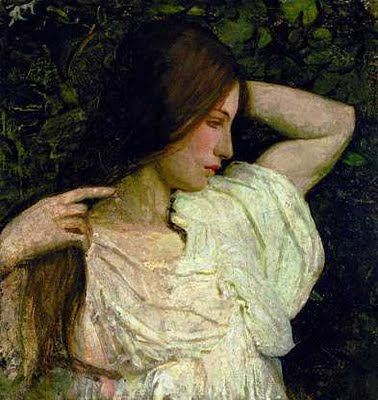 abbott handerson thayer girl