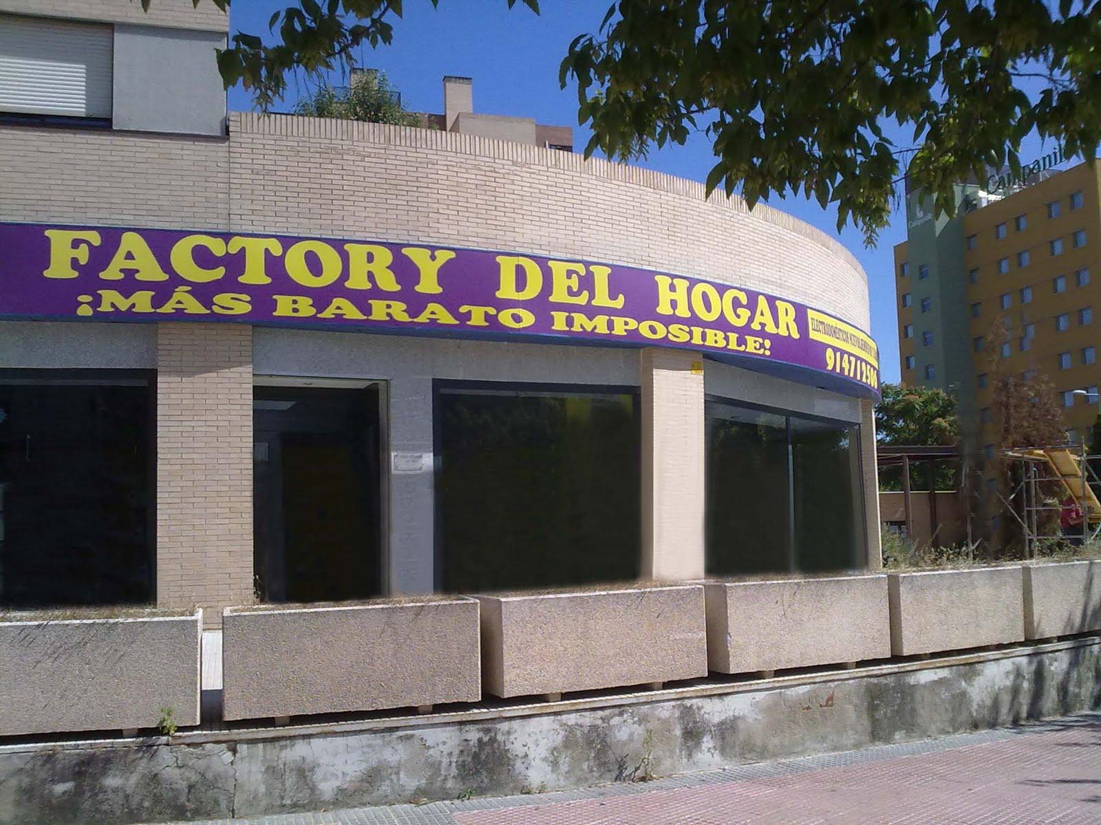 Factory del hogar alcala de henares electrodomesticos - Electrodomesticos con tara sevilla ...