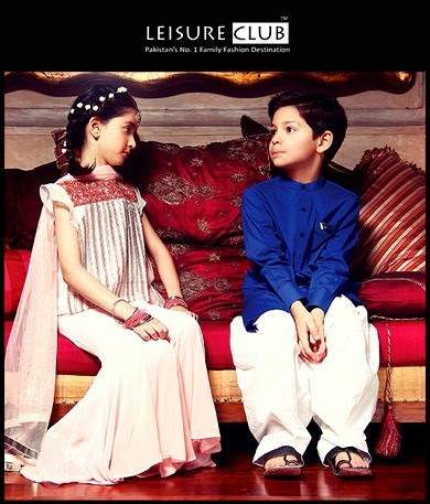Leisure Club Eid Collection 2014 for Kids