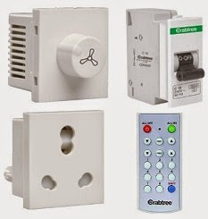 Upto 55% Off on Havells or Creabtree Electrical Fittings @ Amazon