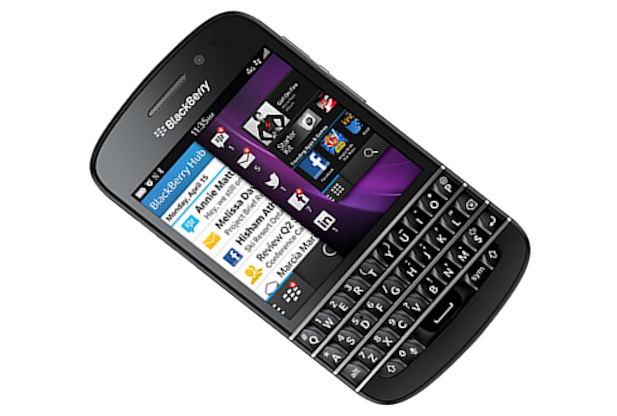 BlackBerry Q10 Giveaway