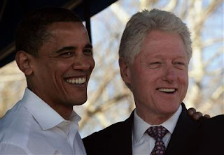 3 US Presidents Visit Africa And Conduct Secret Meetings In The Same Week  Obama+and+clinton+bill