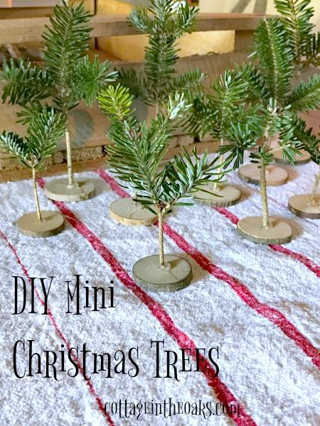 How to Make Pecan Shortbread Trees
