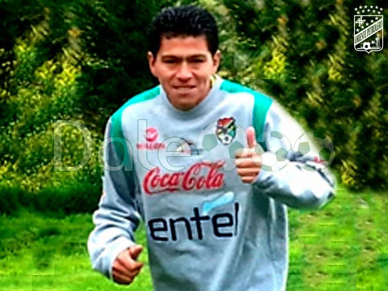 Oriente Petrolero - Carlos Saucedo - DaleOoo.com web del Club Oriente Petrolero