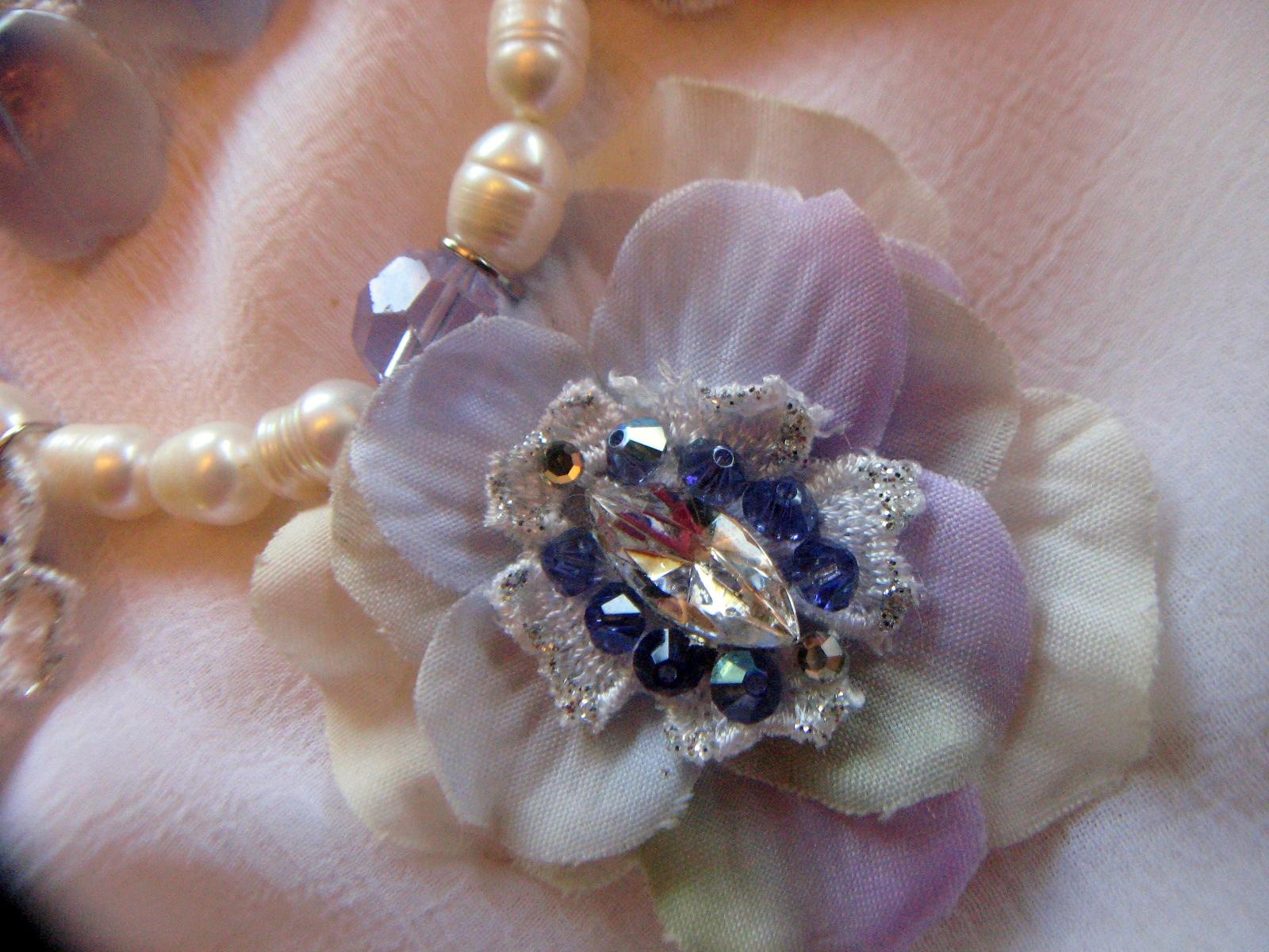 Pink Pearls by Tamara