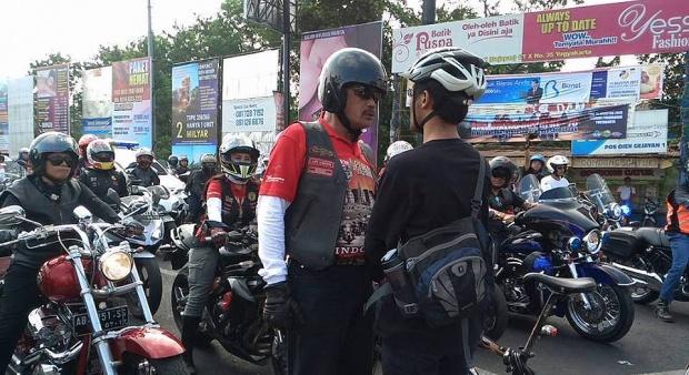 Inilah Yang Berhak Disalahkan Antara Konvoi Moge Dan Pesepeda Yang Menghadang Di Yogyakarta