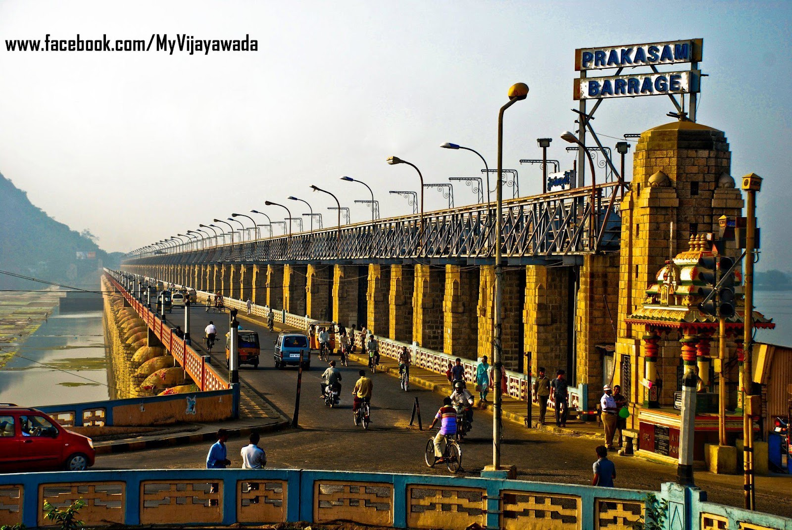 vijayawada in the krishna district of andhra pradesh Vijayawada: the 27 km stretch from vaikuntapuram and chodavaram in krishna district along krishna river would get a boost from the proposed development plans by the state government the state.