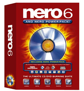 Download Nero 6 Ultra Edition Full Version + Serial Number