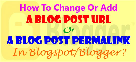 Change-Blog-Post-Permalink-Or-URL