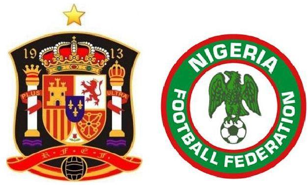 COPA CONFEDERACIONES 2013 ESPAÑA vs. NIGERIA
