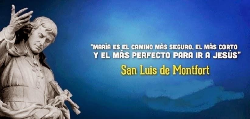 San Luis María de Montfort