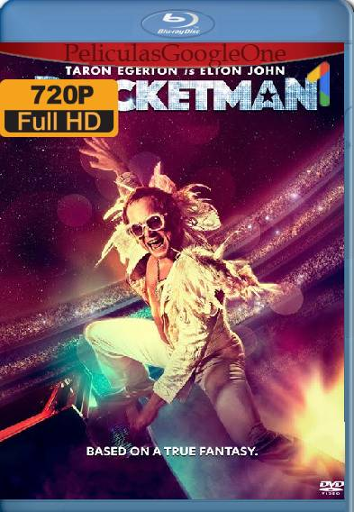 Rocketman (2019) BDRip [720p] [Latino] [GoogleDrive]