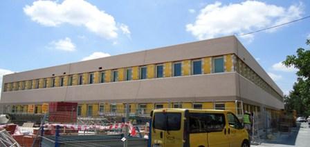 Reparación-fachada-centro-salud
