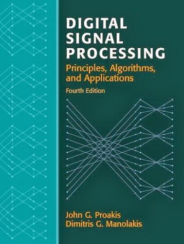 B Tech Ebooks Digital Signal Processing 4th Edition John G
