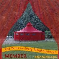 Somos miembro de la Red Global: Una Tienda Roja en Cada Barrio