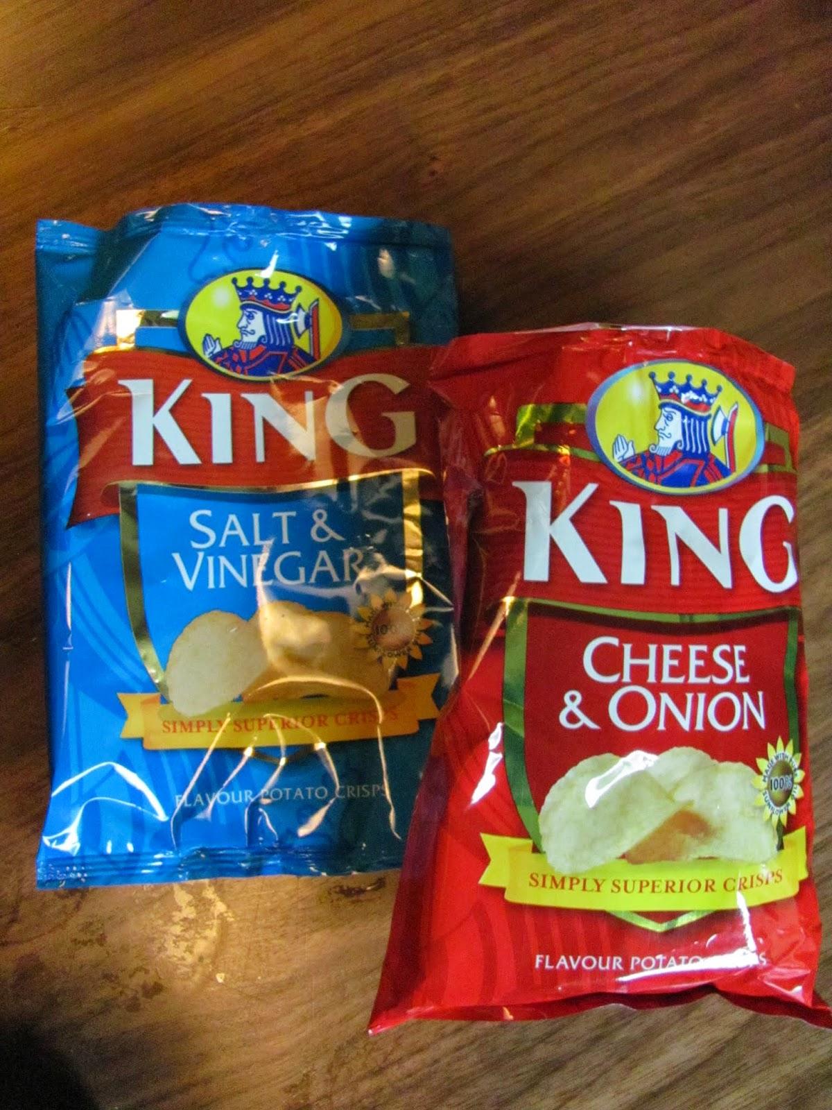 Popular Irish Potato Crisps