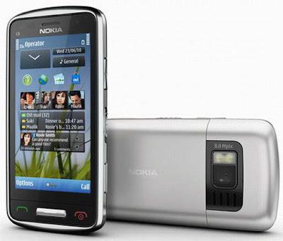 Nokia C6-01 Smartphone images