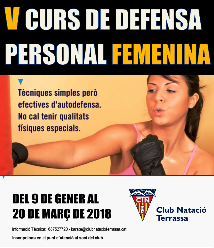 DEFENSA PER LA DONA