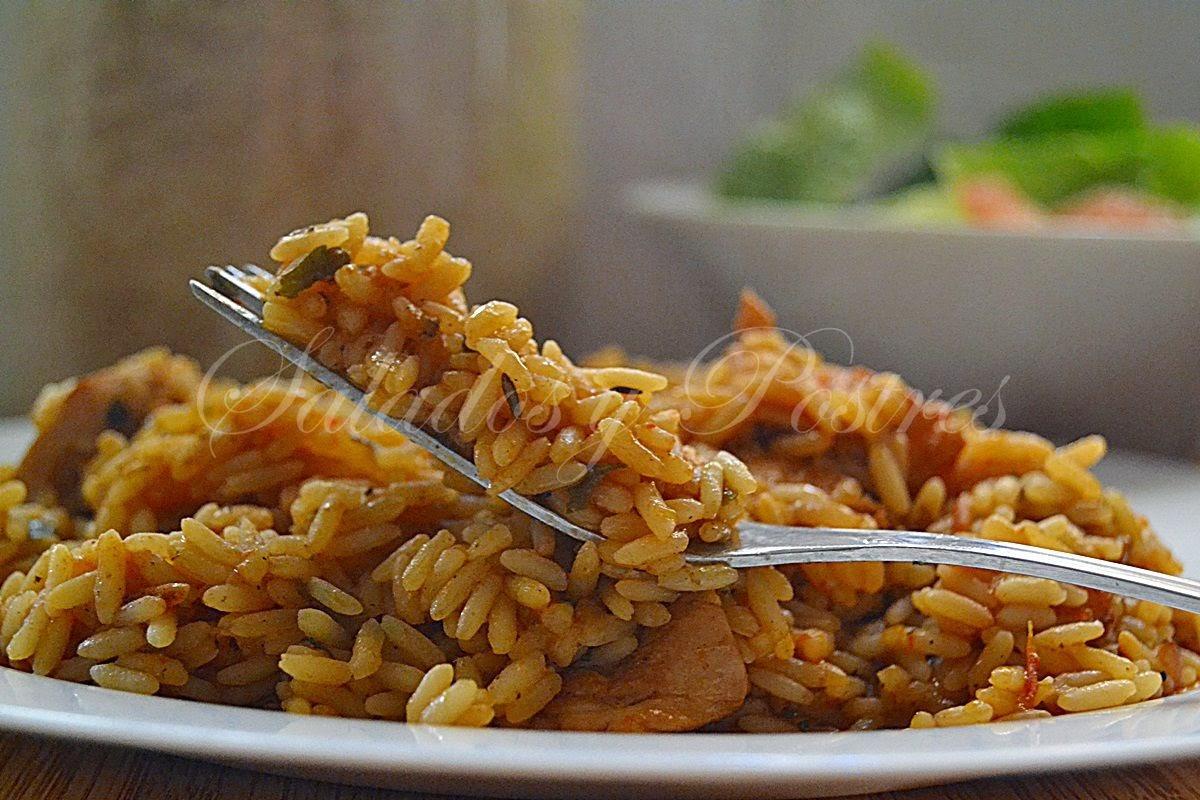 Pollo Con Arroz (receta Mejorada)