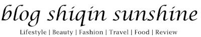 !                                                                  *•❤•Blog Shiqin Sunshine*•❤•  !