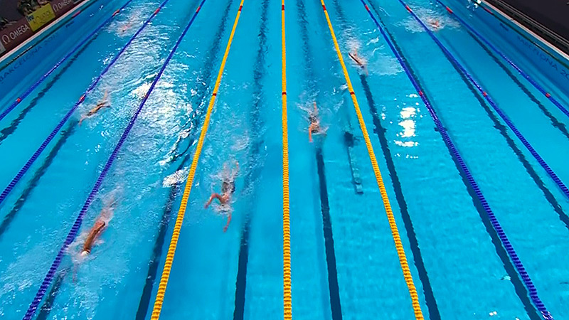 Swimming Pool Lane Lines Background feel for the water! advice & tips to improve your swimming.: swim