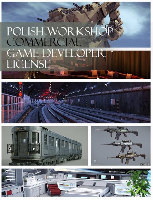 Polish Workshop Commercial Game Developer License