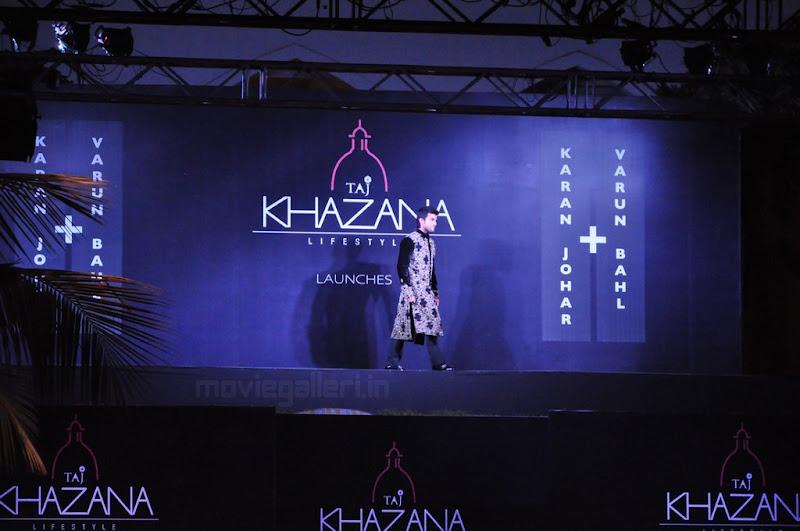Ram Charan Teja Walks Ramp in TAJ KHAZANA Lifestyle Fashion Show wallpapers