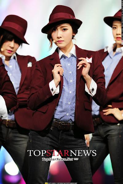 소녀시대 제시카 Mr Mr Live MTV