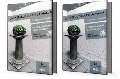 La Estructura de la Magia - Richard Bandler y Jhon Grinder