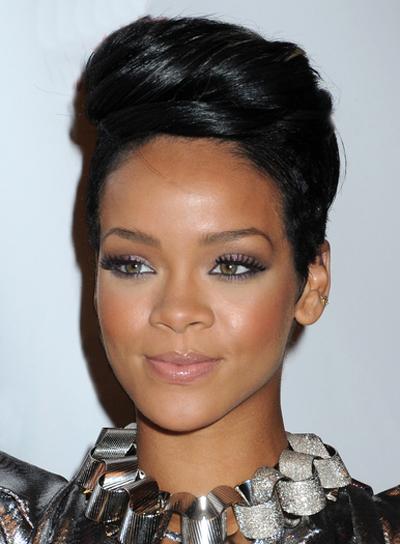 A New Life Hartz Rihanna Short Hairstyles