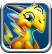 icono de dragon city para Iphone y Ipad