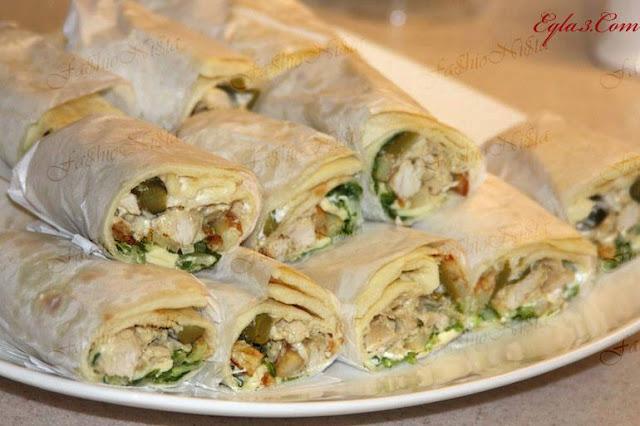 شاورما عربي :) ألذ من المطاعم