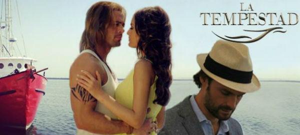 Inicia grabaciones La Tempestad con William Levy y Ximena Navarrete