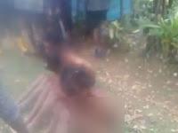 Disangka Penyihir, Empat Wanita Dibakar Hidup-hidup