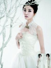 Các kiểu áo cưới đẹp nhất
