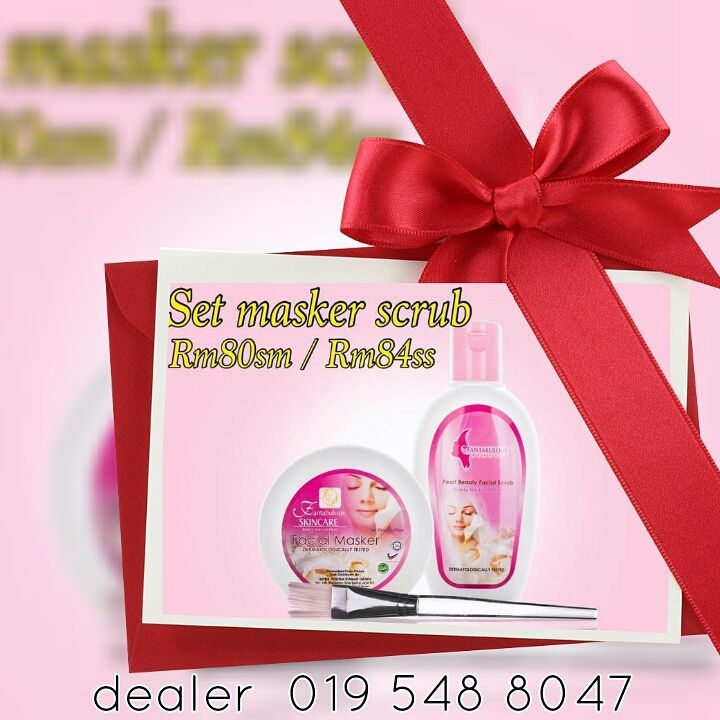MASK SCRUB FBS ( SPECIAL)